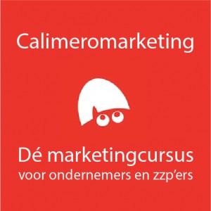 cover calimeromarketing de marketingcursus voor ondernemers mkb een zzp voor cusira